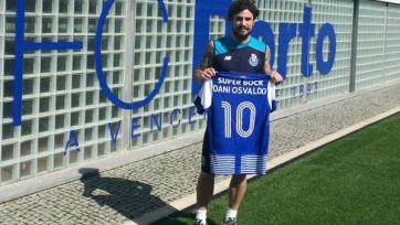 Официально: Пабло Освальдо – футболист «Порту»