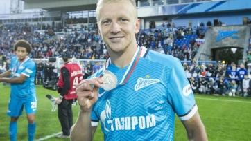 Игорь Смольников – лучший игрок «Зенита» в июле