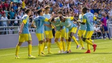 «Астана» совершила невероятный камбэк в матче против ХИКа