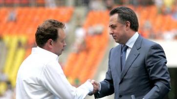 Имя тренера сборной России станет известно в пятницу?