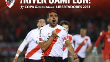 «Ривер Плейт» выиграл Кубок Либертадорес
