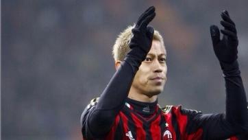 Хонда хочет покинуть «Милан»