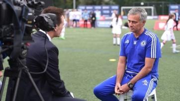 Моуринью: «На победу в чемпионате будут претендовать пять команд»