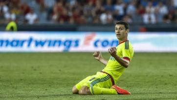 Алан Дзагоев: «Даже уступая в два мяча, верили в успех»