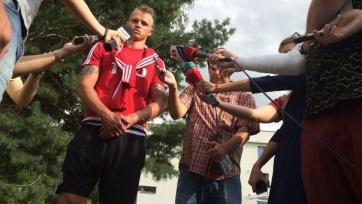 Дмитрий Тарасов: «Готовимся к «Уралу», не думая о реванше»