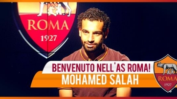 Официально: Мохамед Салах – игрок «Ромы»
