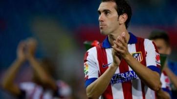 Годин готовится продлить контракт с «Атлетико»