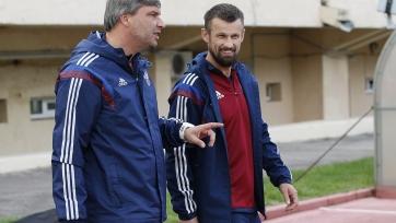 Овчинников и Семак продолжат трудиться на благо сборной России