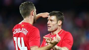 Милнер стал вице-капитаном «Ливерпуля»