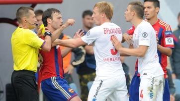 ЦСКА хочет перенести дерби со «Спартаком» на другой день