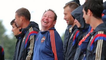 Бышовец: «При Слуцком в сборную вернутся Березуцкий и Дзагоев»