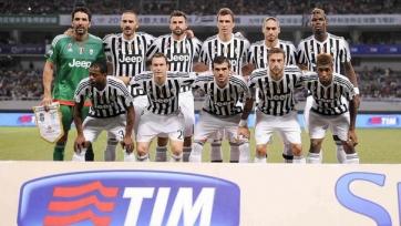 «Ювентус» - обладатель Суперкубка Италии-2015