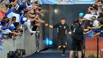 Икер Касильяс сыграл первый домашний матч за «Порту»