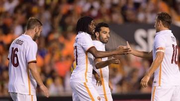 Салах: «Играть в одной команде с Тотти и Де Росси – это честь»