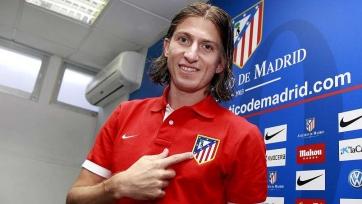 Филипе Луис: «Я готов завершить карьеру в «Атлетико»
