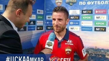 Зоран Тошич: «Хорошо, что забили быстрый гол»