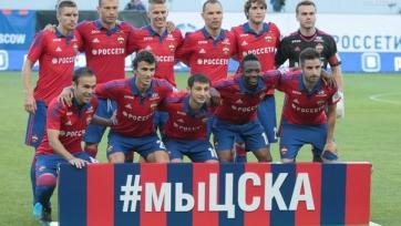 ЦСКА без проблем разобрался с «Амкаром»