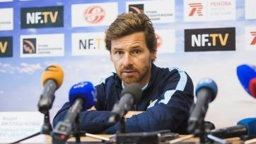 Андре Виллаш-Боаш: «Я остался доволен игрой»
