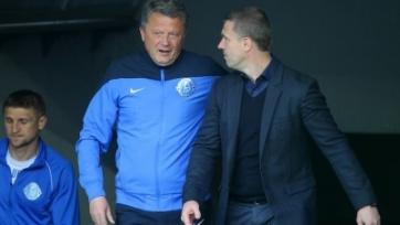 «Днепр» и «Динамо» объявили стартовые составы