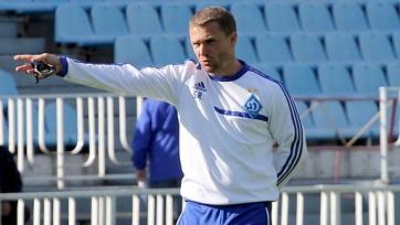 Ребров: «Рад победе, ведь в Днепропетровске всегда играть непросто»