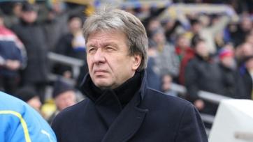 Слуцкий хочет, чтобы его помощником в сборной стал Балахнин