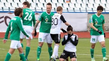«Томь» добыла победу в матче с «Тосно»