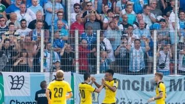 Фаны дортмундской «Боруссии» шокированы ценами на билеты в Зинхайме