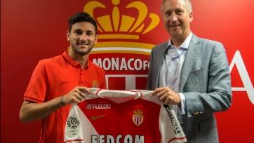 «Монако» подписал контракт с Габриэлем Бошильей