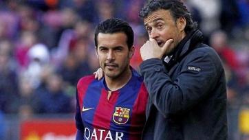 Луис Энрике: «Вопрос с Педро прояснится в самые ближайшие дни»