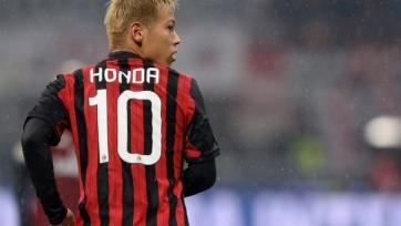 Кейсуке Хонда может продолжить карьеру в Англии