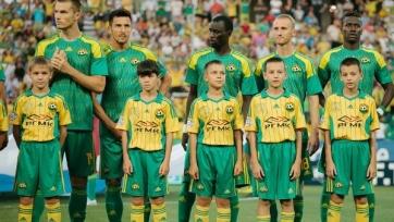 «Кубани» запрещено регистрировать новых футболистов