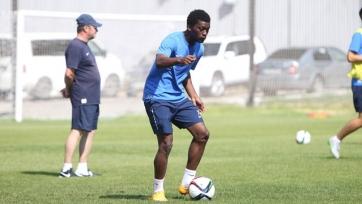 «Крылья Советов» могут подписать хавбека сборной Кот-д'Ивуара
