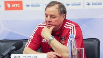 Тарханов: «Смолов должен действовать на позиции центрфорварда»