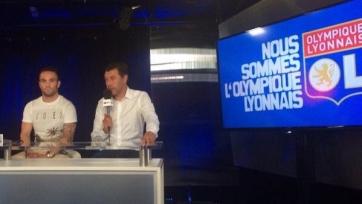 Вальбуэна презентован в качестве игрока «Лиона»