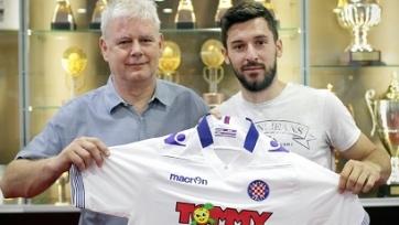 Милич вернулся в «Хайдук»