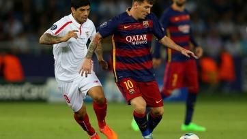 Страсти в Тбилиси. «Барселона» завоевала Суперкубок Европы