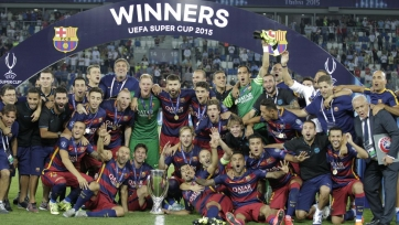 «Барса» повторила рекорд «Милана»