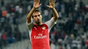 «Арсенал» больше не рассчитывает на Фламини