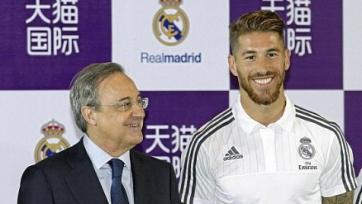 AS: На следующей неделе Серхио Рамос продлит контракт
