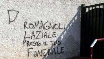 «Ультрас» «Ромы» возмущены переходом Романьоли в «Милан»