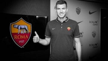 Официально: «Манчестер Сити» подтвердил переход Джеко в «Рому»