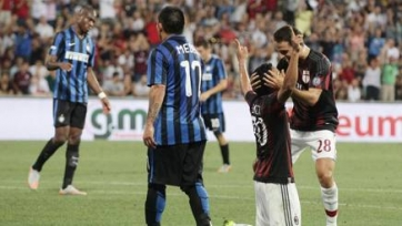 Trofeo TIM: «Милан» обыграл «Интер»