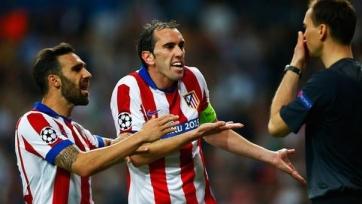 Новый контракт Година с «Атлетико» будет рассчитан до 2019-го года