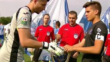 Георги Хаджи сделал своего 16-летнего сына капитаном «Вииторула»