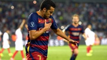 AS: Педро хочет остаться в «Барселоне»