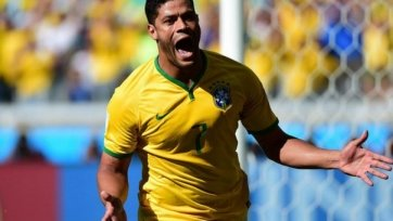 Впервые с прошлого года Халк снова приглашён в сборную Бразилии