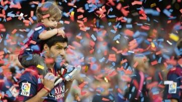 Луис Суарес не жалеет, что выбрал «Барселону»