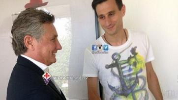 Никола Калинич успешно прошёл медицинское обследование