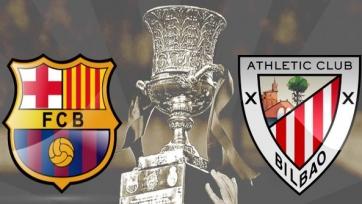 «Барселона» и «Атлетик» объявили стартовые составы