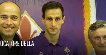 Официально: Никола Калинич перешел в «Фиорентину»